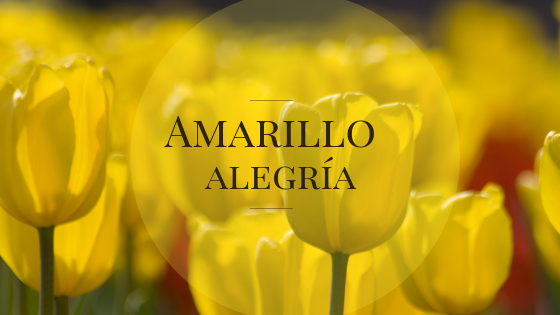 Amarillo Alegría