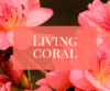 **Living Coral**
